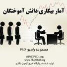آمار بیکاری دانش آموختگان - مجموعه رادیو phd