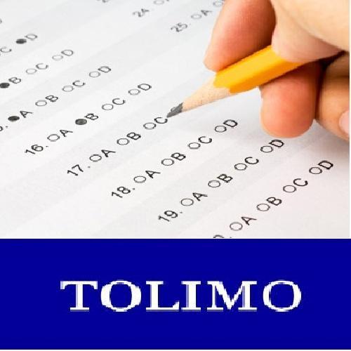 آزمون زبان تولیمو TOLIMO 98